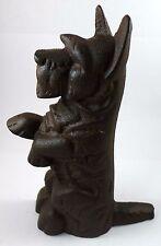 Cast Iron Scottie Scottish Terrier Dog Door Stop Gift Decorative Stopper
