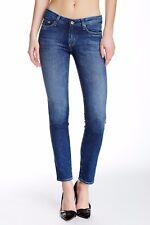 BIG STAR Brigette Slim Straight Leg Jean in 10 Year Ocean, Medium Wash - Size 25