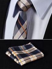 Cravatte e papillon da uomo blu dal Regno Unito