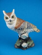 Great Horned Owl - Bird Figurine by Boehm #20074 - Made in the England
