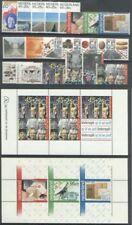 jaargang 1981 postfris (MNH) met blokjes
