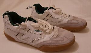 Hi-Tec Unisex Squash Indoor Court Sports Shoes Sneakers Trainers UK Sz 3 RRP £43