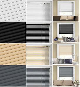 Pvc Venetian Window Blind Blinds In Black Cream White Silver Teak And Natural