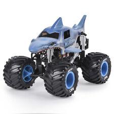 Monster Jam 1:24 True Metal Monster Truck - Megalodon
