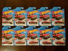 Hot Wheels 2018 '82 Nissan Skyline R30 Red HW Factory Fresh #10/10 (Lot of 10)
