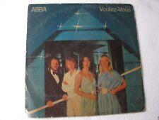 Abba Voulez-Vous LP Record World India-1525