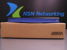New Open Box Adtran NetVanta 924E 4243924F2 3rd Gen Fxo Business Gateway Router