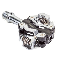Origin-8 Ultim8 MTB Double Clipless Pedals Or8 Ul8 Mtb Dbl Clpls 9/16 Bk/gy