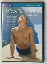 Used Power Yoga Total Body Workout Deluxe Dvd Edition (2003) - perfect condition
