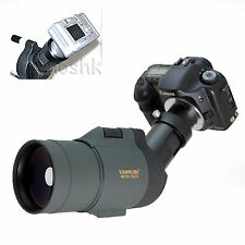 25-75x 1800mm 5500mm Telescope for Canon 60Da 5D T3i X5 T3 X50 60D T2i X4 Camera