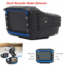 2inch HD Car DVR Camera Video Recorder Radar Laser Speed Detector Dash Cam 2MP