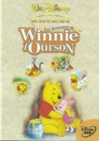 DVD LES AVENTURES DE WINNIE L'OURSON WALT DISNEY