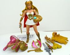 MOTUC, She-Ra, figure, Masters of the Universe Classics He-Man, extras