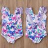 Kid Baby Girl Bikini Swimsuit Swimwear Bathing Suit Sunsuit Toddler Clothing USA