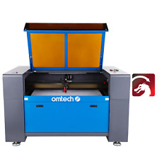 Omtech 100w Co2 Laser Engraver Cutter Etcher Ruida With 24 X 40 Bed Lightburn