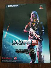 Tali'Zorah vas Normandy Play Arts Kai Bioware Mass Effect 3 Tali NIB SEALED NEW