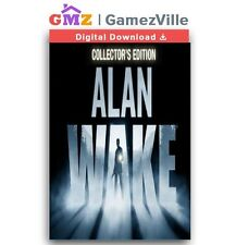 Alan Wake Collector's Edition Steam Key PC Download Code [EU/US/MULTI]