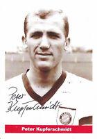 Peter KUPFERSCHMIDT - Fussball, Bayern München, Original-Autogramm!