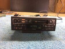 Vintage/Classic PHILIPS RC 259 car stereo head unit (cassette/radio)