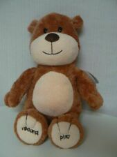 Hallmark Record a Name Singing Teddy Bear Stuffed Animal