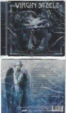 CD-- VIRGIN STEELE  --NOCTURNES OF HELLFIRE & DAMNATION