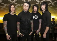 """004 Falling In Reverse - American Rock Band Music Stars 19""""x14"""" Poster"""