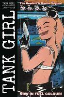 Tank Girl Full Color Classics 1988-1989 1 Jamie Hewlett Variant Alan Martin NM