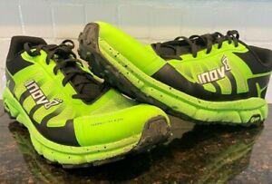 Inov-8 Mens Terraultra G270 Multi Running Shoes Size 11 - Green - Ships Free