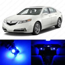 13 x Blue LED Interior Lights Package For 2009 - 2014 Acura TL + PRY TOOL