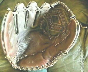 Ted Williams 1960's Glove  #16155 Rare Dark Leather Only One Listed!