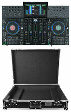 DENON PRIME 4-Deck DJ Controller Mixer Player Standalone System+Hard Flight Case