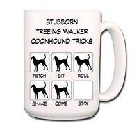 CATAHOULA LEOPARD DOG Stubborn Tricks EXTRA LARGE 15oz COFFEE MUG