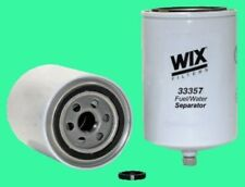 3 X Fuel Water Separator Filter Wix 33357 FOR BLUE BIRD  FREIGHTLINER  HINO MORE