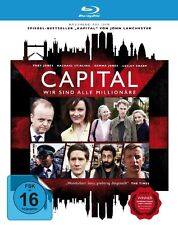 CAPITAL-WIR SIND ALLE MILLIONÄRE - JONES,TOBY/STIRLING,RACHAEL/+   BLU-RAY NEU