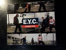 CD SINGLE - EYC - NUMBER ONE