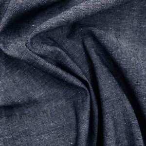 Tessuto JEANS Denim CAMICERIA 100% COTONE per Abbigliamento Camicie AL METRO
