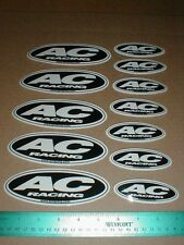"12 Ac Motorcycle Racing Atv Motocross Mx Dirt Bike New Decal Stickers 3"" to 5"""