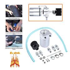 Depósito Aceite Decantador de Aceite Captura de Aceite de Motor Aluminio Pulido