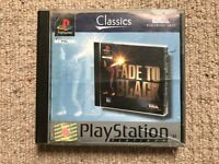 Fade To Black - Sony Playstation PS1 Complete UK PAL