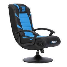 Pre-Loved BraZen Bluetooth Gaming Chair - 2.1 Surround Sound Speaker - Blue