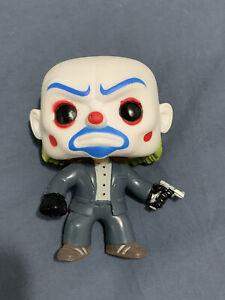 Joker Bank Robber Pop Vinyl
