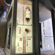 Midway Space Invaders Arcade Machine complete control panel and wiring 1978 game