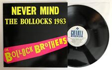 The Bollock Brothers - Never Mind The Bollocks 1983 (NM) Ultrasonic Clean