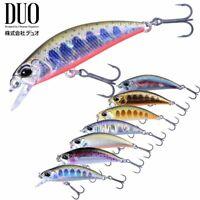 DUO SPEARHEAD RYUKI 50S 50mm 4.5g Sinking Lure #ADA4013 Wakasagi, 50 Millimeters Japan Import 17 Colors