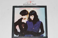 "SHAKESPEAR'S SISTER -Run Silent / Mr. Wrong 7"" 45 mit Product Facts Promo-Flyer"