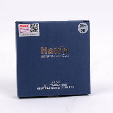 Haida 58mm Slim PRO II MC ND 0.9 8x Neutral Density Filter ND8 (3 Stops)