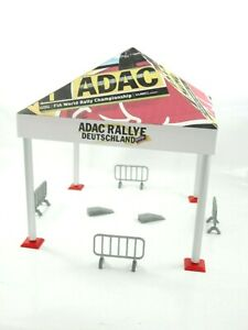 Sport Car Tent Rally Tent Diorama Model Kit in Scale 1:43 Brand New