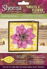 SALE New Sheena Douglass Metal Cutting Dies Create A Flower Pointed Petals