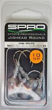 Spro Jig-Köpfe mit Original Gamakatsu Jig-Haken Nr. 22 in Hakengr. 3/0, 15 g Ger