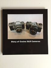 Cameras made by Cosina in Japan